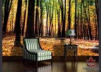 фототапети цветна красива гора