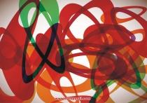 фототапет  цветни спирали