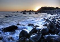 фототапет лазурно  море
