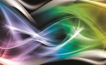 фототапети 3д ефект абстракция спирали