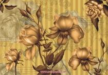 фототапети златна роза