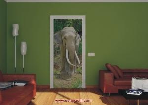 фототапет голям слон