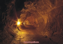 фототапет подземен тунел
