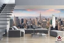 Фототапети макси дневен изглед на Ню Йорк Манхатън