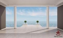 фототапети панорамни изглед море