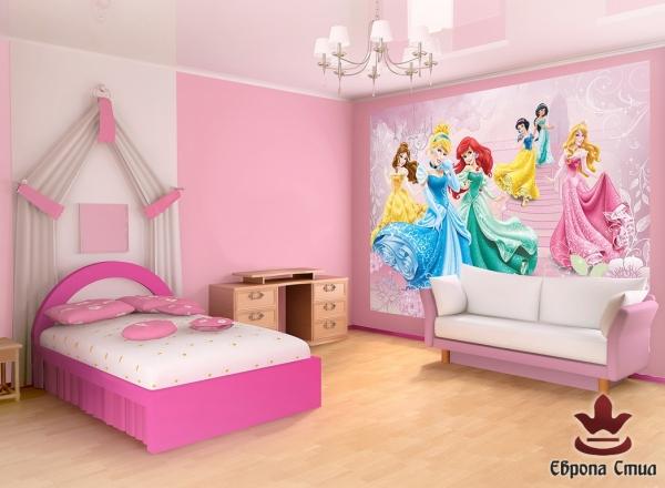 Разнообразие от актуални детски фототапети за най-хубавата детска стая!