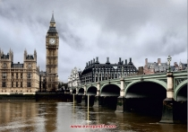 фототапет лондонска гледка