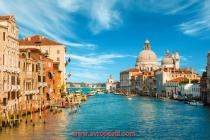 фототапет слънчева венеция