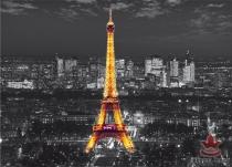постер айфеловата  кула