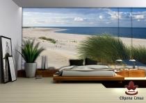 фототапет екзотичен пясъчен бряг